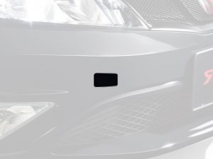 Genuine Honda Civic Right Side Towing Eye Cover (Pre-Painted) 2006-2011