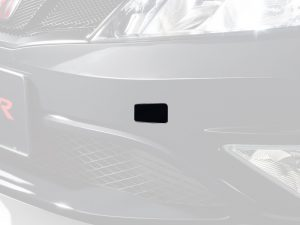 Genuine Honda Civic Left Side Towing Eye Cover (Pre-Painted) 2006-2011