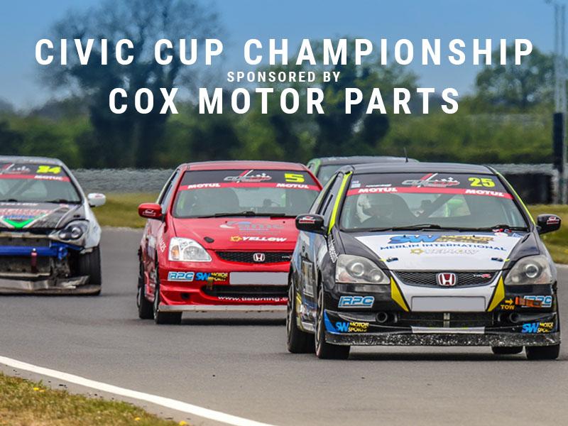 Cox Motor Parts Sponsors Civic Cup Racing Cox Motor Parts