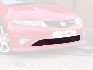 Genuine Honda Civic Type-R FN2 Front Lower Grille/Mesh 2007-2011