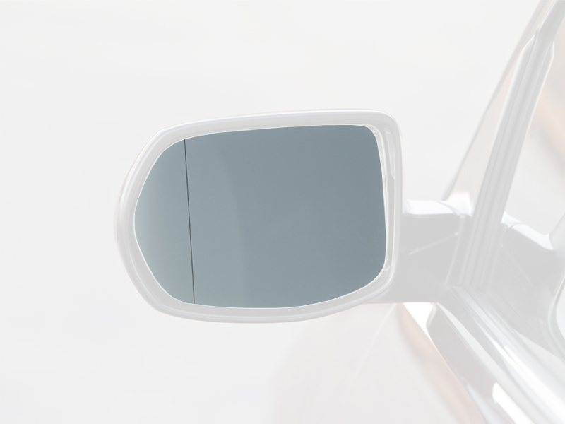 Genuine Honda Jazz Left Side Mirror Glass 2009 2015
