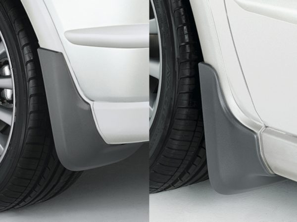 Genuine Honda Civic Type-R Front & Rear Mudflaps 2007-2011