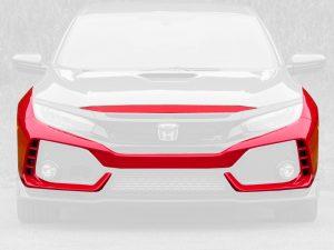 Genuine Honda Civic Type-R FK8 Front Bumper (Pre-Painted) 2017 Onwards