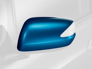Genuine Honda Jazz Left Side Mirror Scull Cap 2009-2015