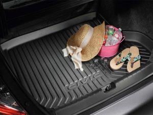 Genuine Honda Civic 5 Door Boot Liner / Trunk Tray 2017 Onwards