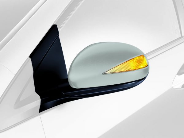Genuine Honda Civic Complete Left Mirror Fully Assembled 2006 – 2011