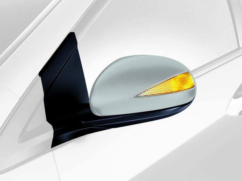 Honda Pilot Accessories >> Genuine Honda Civic Complete Left Mirror Fully Assembled ...