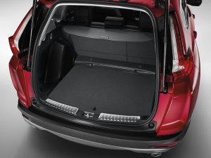 Genuine Honda CR-V Boot Sill Decorations 2019 Onwards