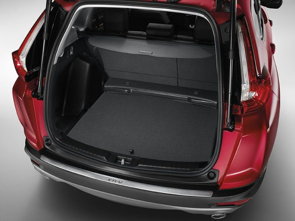 Genuine Honda CR-V Bumper Step Protector 2019 Onwards