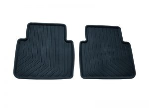 Genuine Honda CR-V Rear Lipped Rubber Mats 2019 Onwards