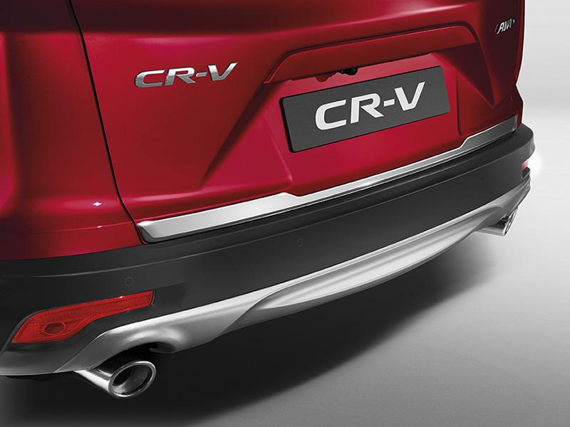 Genuine Honda CR-V Tailgate Decoration 2019 Onwards ...