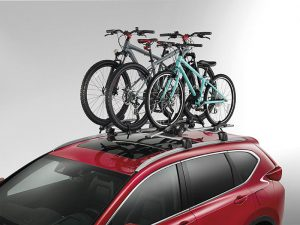 Genuine Honda CR-V Thule Roof Bicycle Rack 2019 Onwards