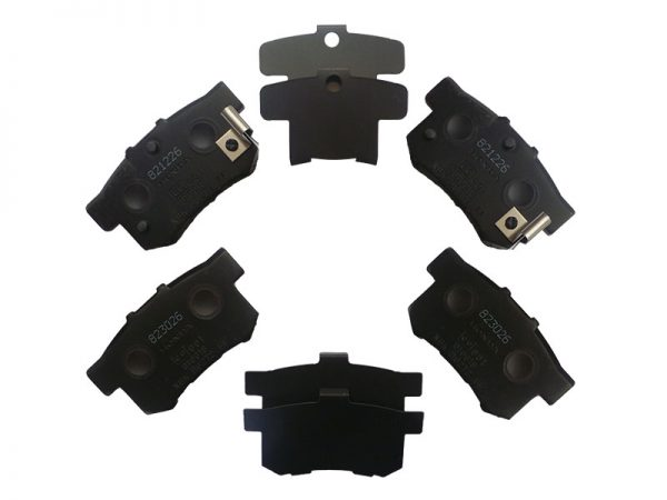 Genuine Honda Civic Hybrid Rear Brake Pads 2003-2005