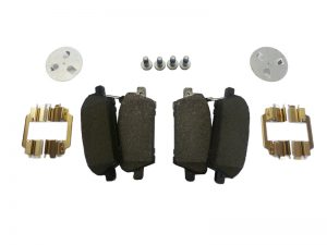 Genuine Honda Civic 5 Door Front Brake Pads 2006-2011
