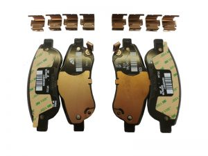 Genuine Honda CR-V Front Brake Pads-2007-2012
