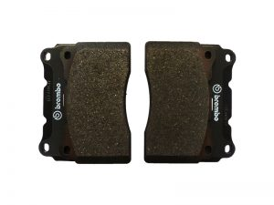 Genuine Honda Civic Type-R FK2 Brembo Front Brake Pads 2015-2016