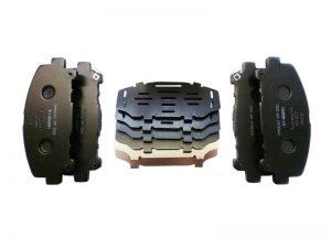 Genuine Honda Accord 2.4 Petrol Front Brake Pads 2009-2015