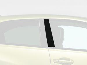 Genuine Honda Jazz Right Front Door B Pillar Adhesive Garnish 2016 Onwards