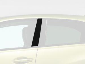 Genuine Honda Jazz Left Front Door B Pillar Adhesive Garnish 2016 Onwards