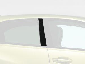 Genuine Honda Jazz Right Rear Door B Pillar Adhesive Garnish 2016 Onwards