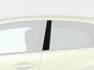 Genuine Honda Jazz Left Rear Door B Pillar Adhesive Garnish 2016 Onwards