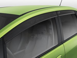Genuine Honda Jazz Door Visors 2012-2015
