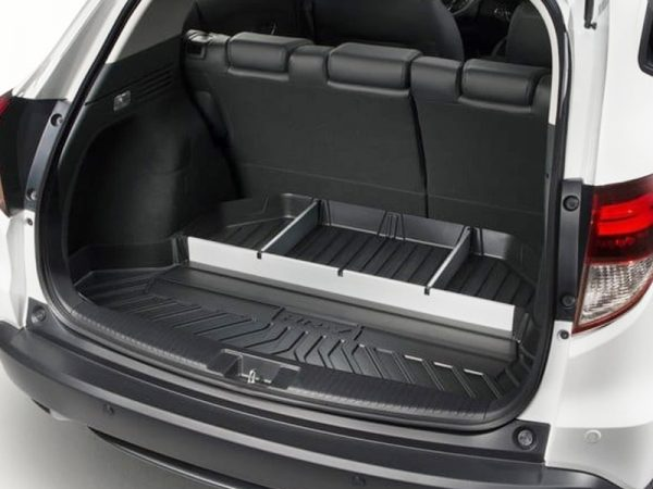 Genuine Honda HR-V Boot Liner / Trunk Tray With Dividers 2015 Onwards