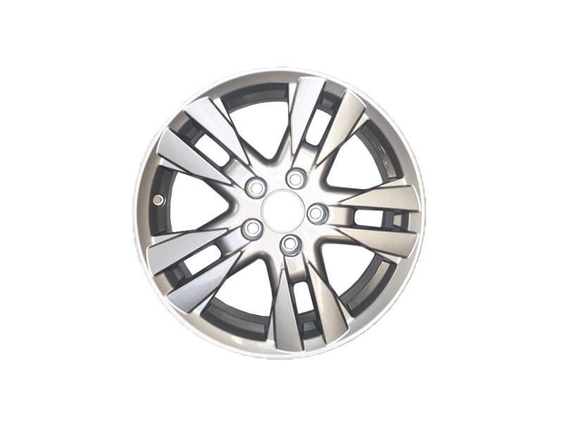 Genuine Honda Civic 17 Twin Spoke Alloy Wheel 2006 2011