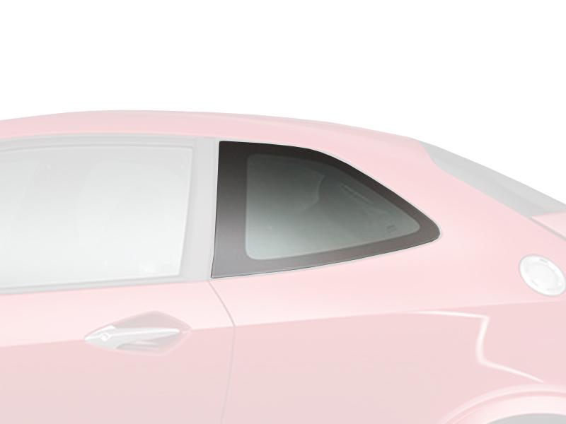 Genuine Honda Civic Type R Fn2 Left Side Rear Quarter