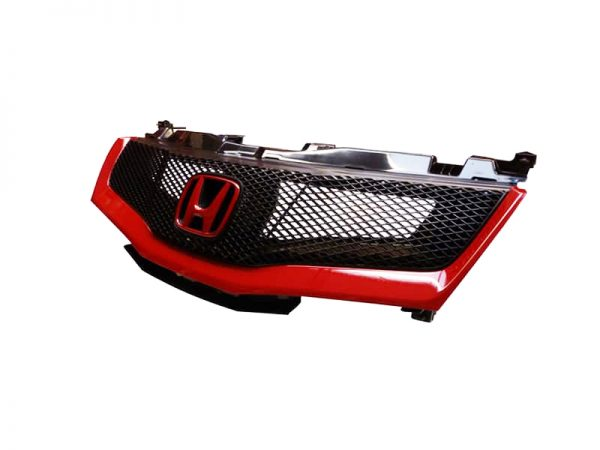 Genuine Honda Civic Front Sports Grille (Inferno)
