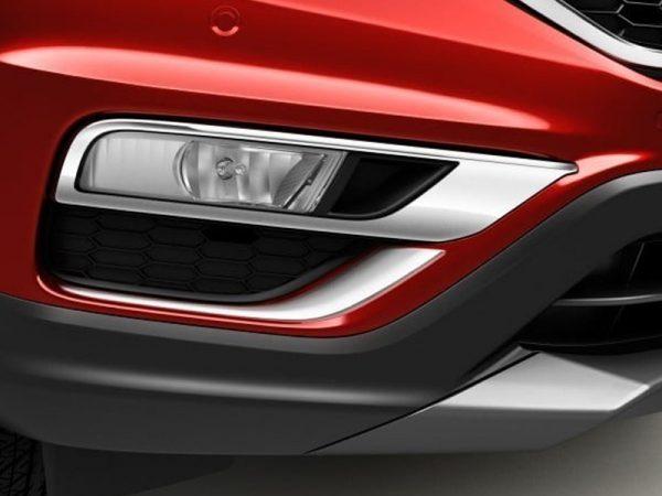 Genuine Honda CR-V Fog Light Garnish 2015-2018