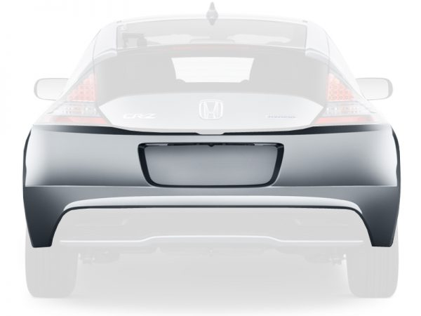 Genuine Honda CRZ Rear Bumper (Pre-Painted)