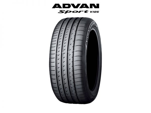 Yokohama 245/45 ZR19 98Y Advan Sport V105 Tyre