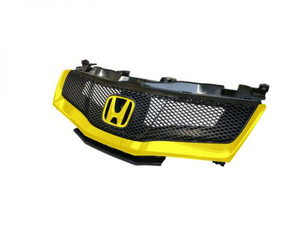 Genuine Honda Civic Front Sports Grille (Bumblebee)