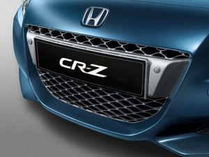 Genuine Honda CR-Z Front Sports Grille