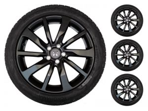 Genuine Honda CR-V NOX 19″ Alloy Wheel Set 2007-2018