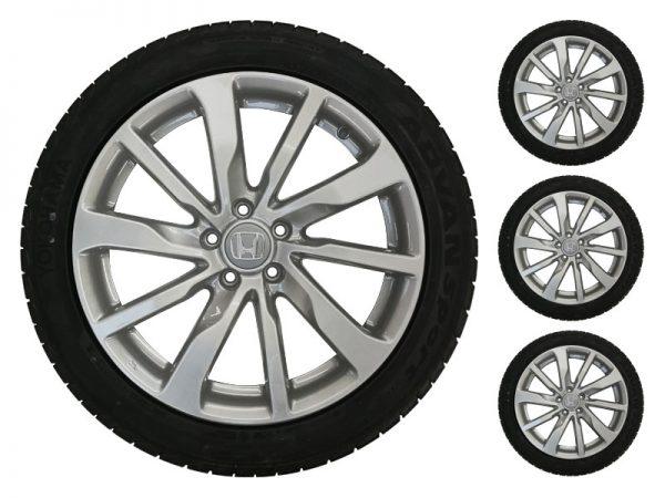"Honda CR-V NOX 19"" Alloy Wheel Set"