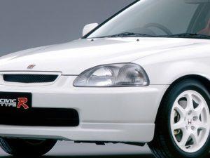 Genuine Honda Civic Type-R EK9 Left Side Headlamp 1997-2000