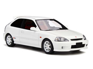 1996 - 2000 Honda Civic Type-R EK9