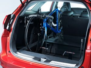 Genuine Honda Civic Tourer Interior Bicycle Rack For 1 Bicycle Only 2014 Onwards