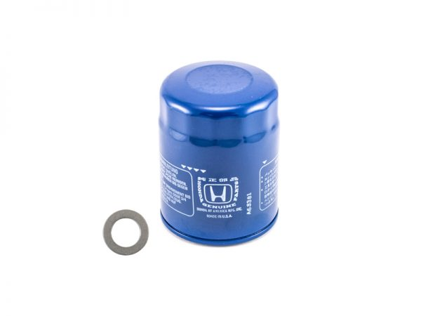 Genuine Honda Civic Type-R FK8 Oil Filter & Sump Washer 2017 Onwards