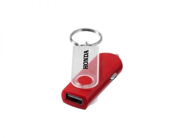 Genuine Honda Swivel Car Adapter Key Chain