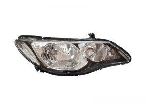 Genuine Honda Civic Hybrid Left Side Halogen Headlight 2006-2011 (copy)
