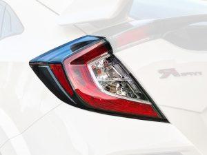 Genuine Honda Civic Left Rear Tail Light Cluster 2017 Onwards