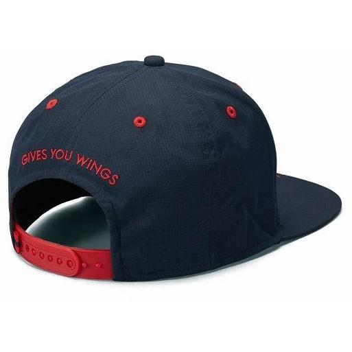 Genuine Honda Red Bull Racing Flat Brim Navy Cap