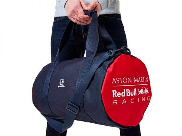 Genuine Honda Red Bull Racing Flat Brim Navy Cap