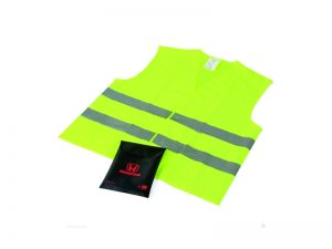 Genuine Honda High Vis Warning Jacket / Vest
