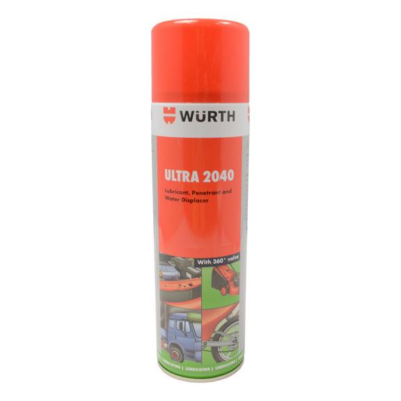 Wurth Multi-purpose Lubricant Ultra 2040 With Ptfe 500ml