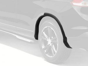 Genuine Honda Cr-v Rear Left Wheel Arch Protector 2013-2018