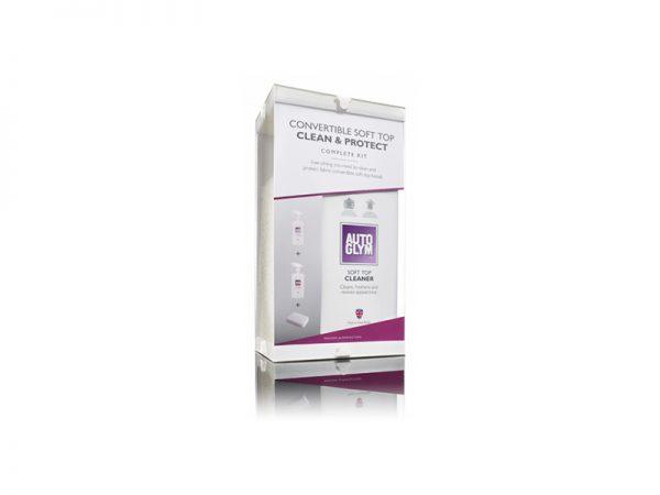 Autoglym Convertible Soft Top Clean & Protect Complete Kit